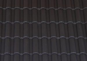 Betónová strešná krytina Terran Danubia Evo Carbon