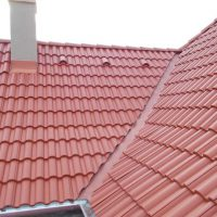 Strecha - Betónová strešná krytina Terran Danubia Evo tehlová
