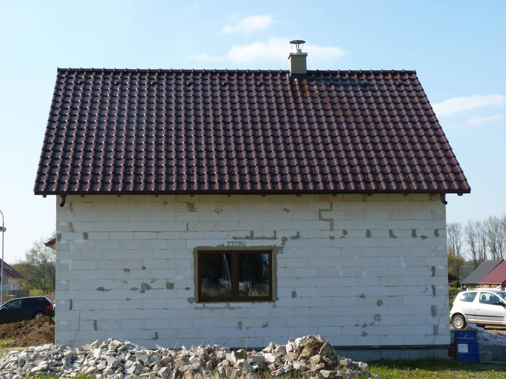 Keramická strešná krytina Röben monza plus maduro - realizácia strechy